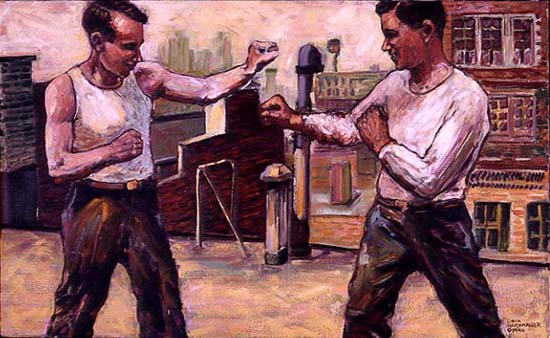 The Boxing Lesson